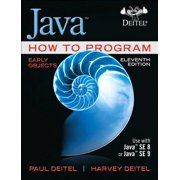 Java How to Program, Early Objects, Student Value Edition Plus Mylab Programming with Pearson Etext -- Access Card Pacakge