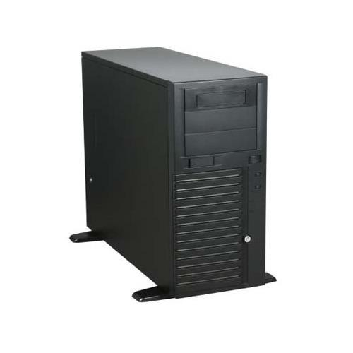 CHENBRO SV SR10569-C0 Black Mid Range Pedestal 3 0 (4) bays Case   Computer Case by Chenbro