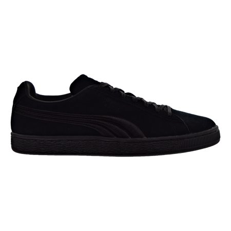 Puma Suede Classic Badge Men's Shoes Puma Black 362594-01