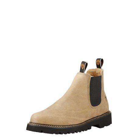 Ariat Spot Hog Men  Round Toe Leather  Work Boot