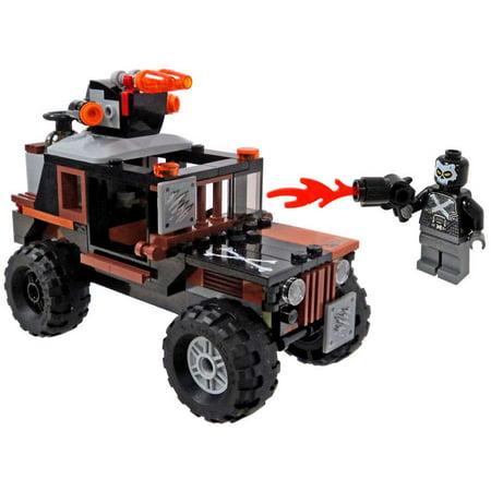 LEGO Marvel Captain America: Civil War Crossbone with Jeep