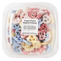 Freshness Guaranteed Yogurt Flavor Dipped Pretzels, 18 oz