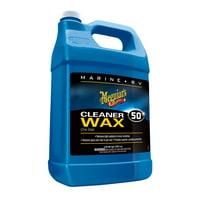 Meguiar's M5001 Marine/RV One Step Cleaner Wax, 1 gallon