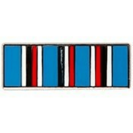 United States Armed Forces Mini Award Ribbon Pin - American Campaign