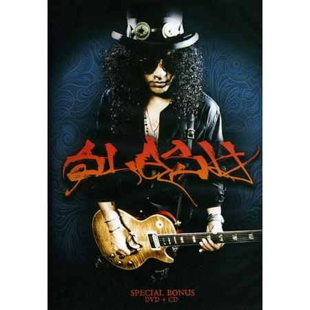Slash: DVD + CD Edition (DVD) - Slash As A Kid