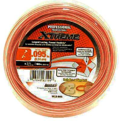 100' .095 Diameter Xtreme Pro Trimmer Line Only One