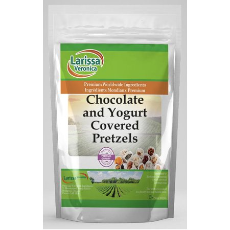 Chocolate and Yogurt Covered Pretzels (4 oz, ZIN: 524987)](Halloween Chocolate Covered Pretzel Recipes)