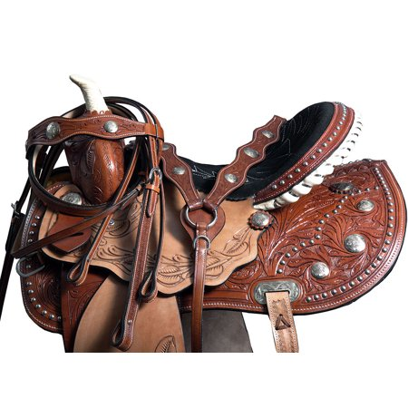 Custom Barrel Saddle - WESTERN 15