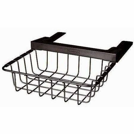 rubbermaid undershelf basket. Black Bedroom Furniture Sets. Home Design Ideas