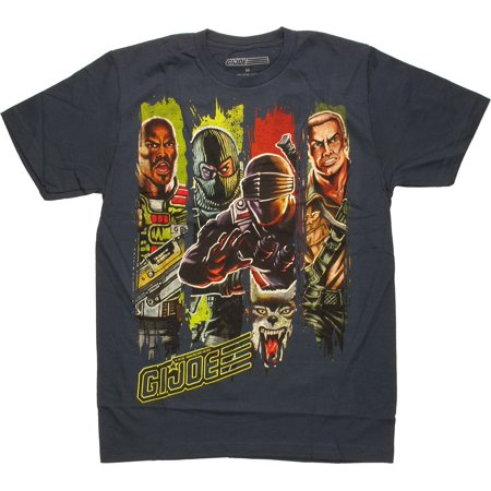 GI Joe Band of Brothers T Shirt Sheer (The Real Men Of Band Of Brothers)