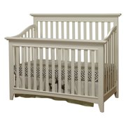 Sorelle Furniture Shaker 4 in 1 Crib