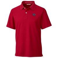 Jacksonville Jaguars Cutter & Buck Americana Breakthrough Polo - Red