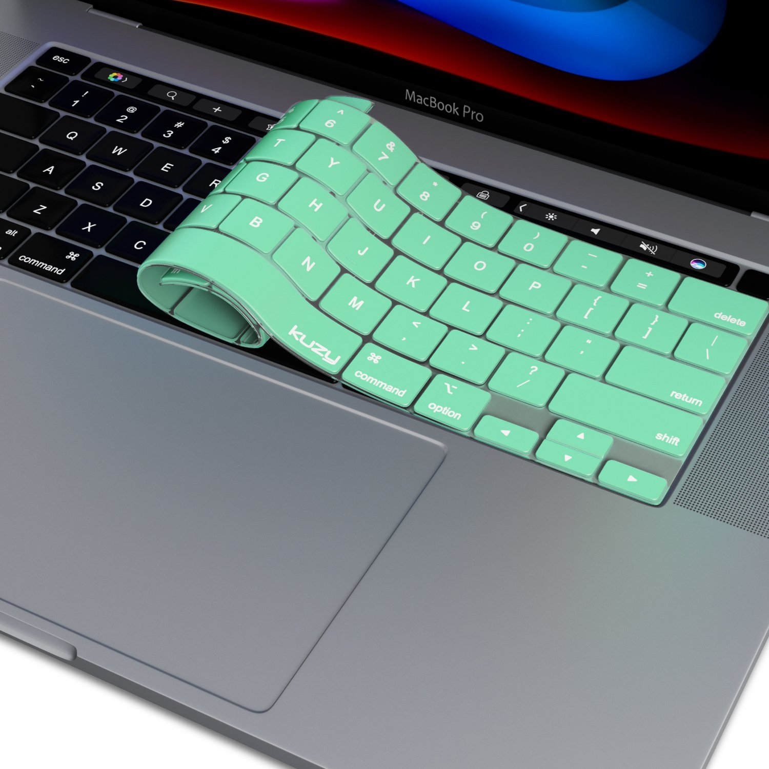 MacBook Pro Keyboard Cover with Touch Bar 2020 MacBook Pro ...