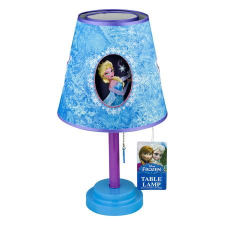 Disney Frozen Table Lamp, 1.0 - Frozen Table