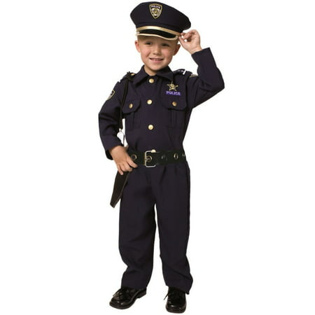 Police Officer Deluxe Kids (Us Navy Mess Dress)