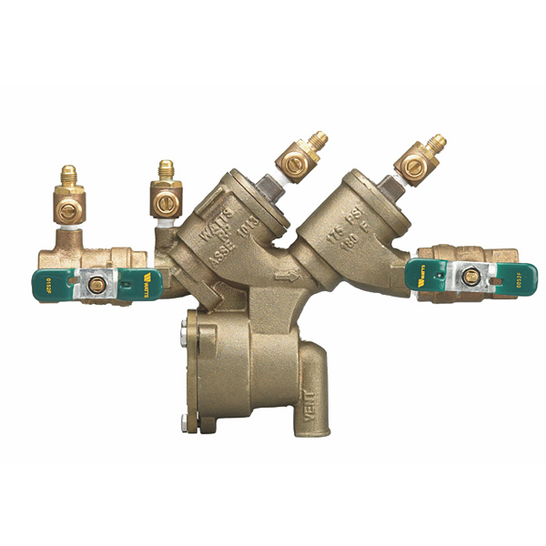 "LF919QT-2"" Lead Free Reduced Pressure Zone Backflow Preventer"