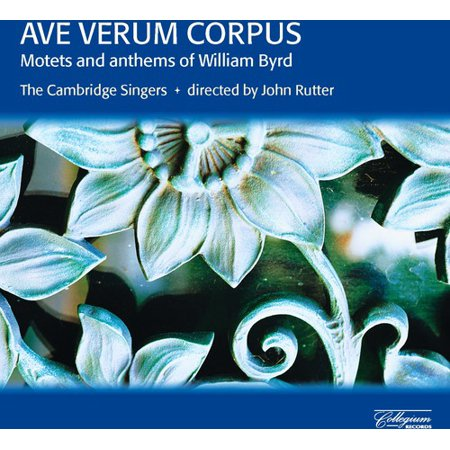 Ave Verum Corpus  Motets   Anthems