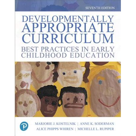 Developmentally Appropriate Curriculum : Best Practices in Early Childhood Education, Enhanced Pearson Etext -- Access (Best Homeschool Literature Curriculum)