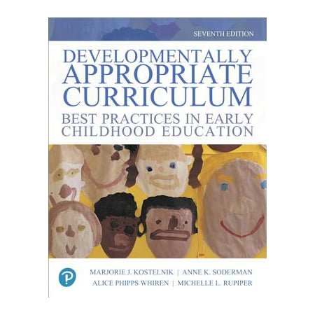 Developmentally Appropriate Curriculum : Best Practices in Early Childhood Education, Enhanced Pearson Etext -- Access