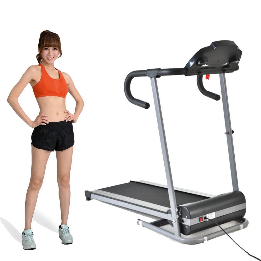 Zimtown Electric Motorized 500w Treadmill Machine Folding