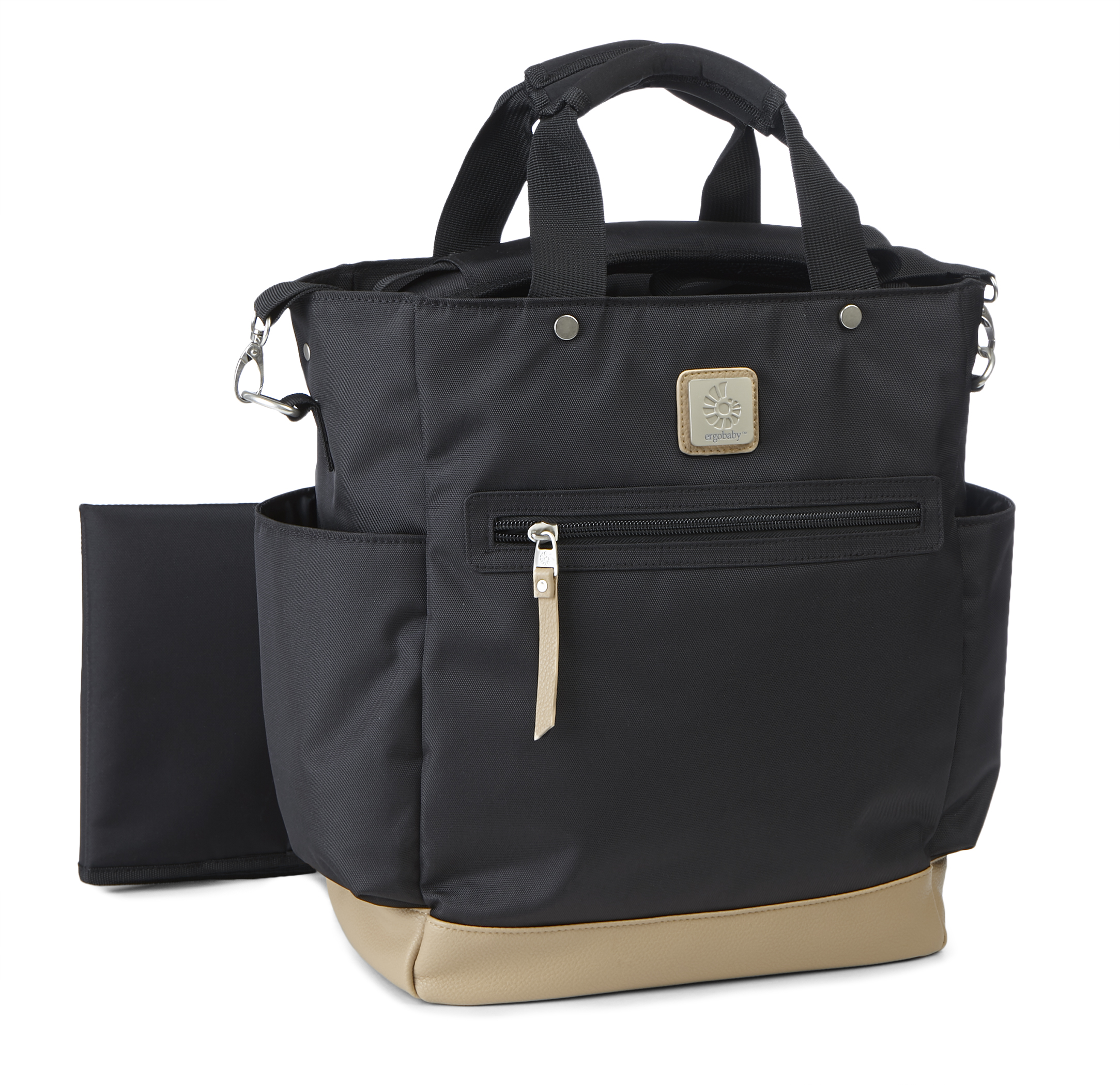 Ergobaby Coffee Run Tall Tote Diaper Bag by Ergobaby