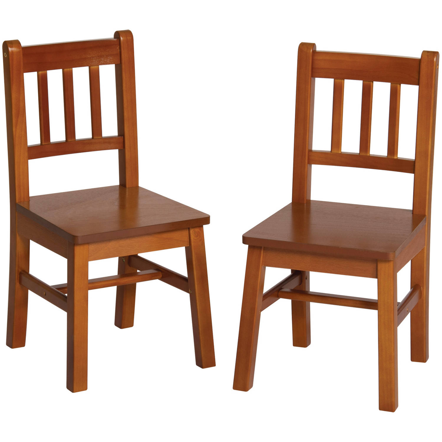 Guidecraft Mission Extra Chairs, Natural