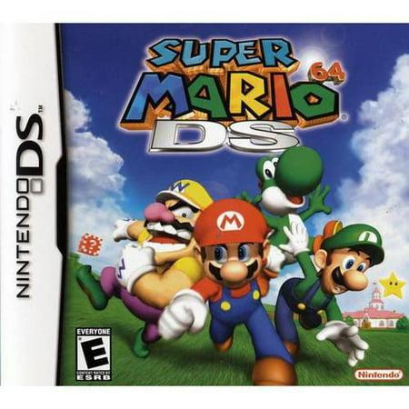 Mario -nintendo Super Mario 64-nds