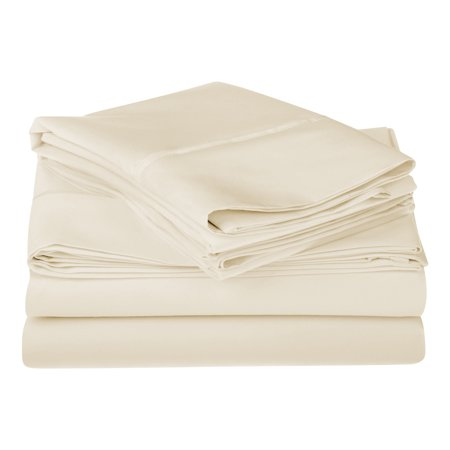 Cotton Egyptian Cotton Print (Impressions 1200 Thread Count Single-Ply Egyptian Cotton Solid Sheet Set )