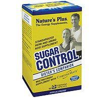 Sugar Control Nature's Plus 60 Caps