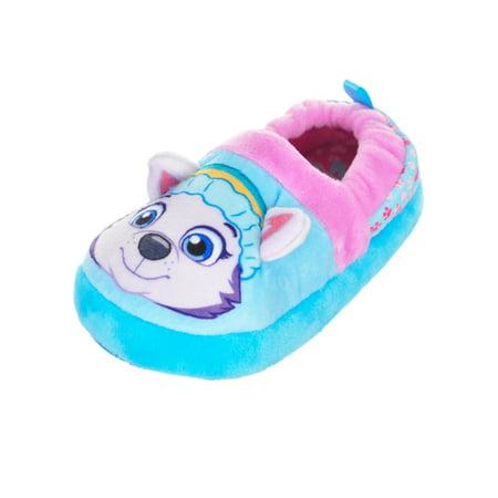 Girls' Slippers (Sizes 7 - 12)