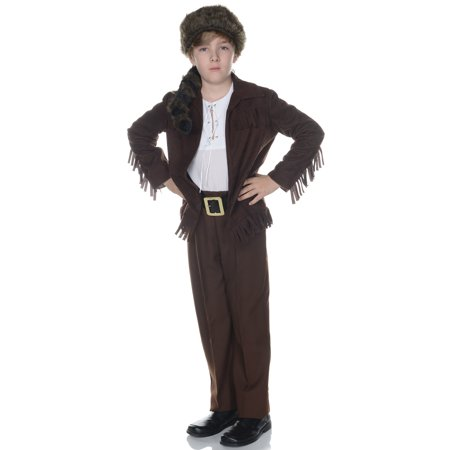 Frontier Man Child Costume](Frontier Costumes)