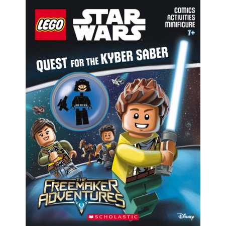 Quest for the Kyber Saber (Lego Star Wars: Activity Book with Minifigure)](Halloween Activities For Toddlers Miami)