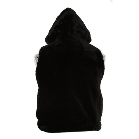 Youth Kids Animal Penguin Hooded Vest, Small - image 1 of 2