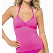 Oakley 581950 Solids Halter Tankini Swim Top