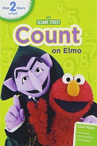 Sesame Street: Count on Elmo by WARNER HOME VIDEO