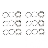 Piston Ring Set - Standard - 6 Cylinder, New, Case