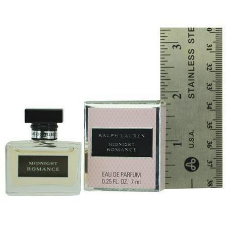 Best Midnight Romance By Ralph Lauren Eau De Parfum .24 Oz Mini deal