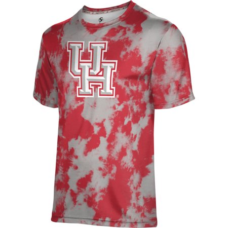 ProSphere Boys' University of Houston Grunge Tech Tee