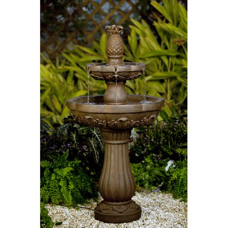 Jeco Inc Resin Fibergl Clic Pinele Water Fountain