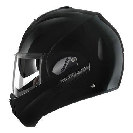 - Shark Evoline Series 3 Uni Motorcycle Helmet Black
