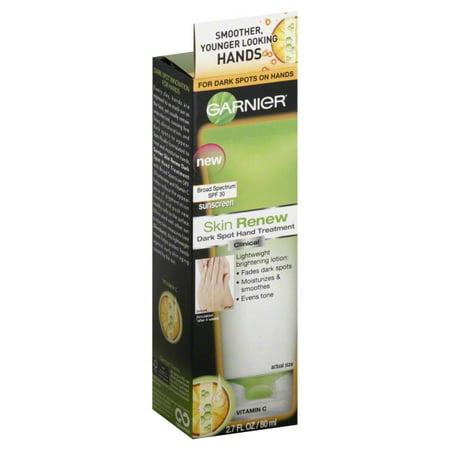 Garnier Skin Renew Dark Spot Hand Treatment, 2.7 fl