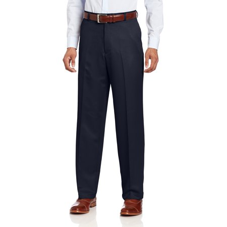 Flat Front Golf Pants (izod- flat front microsanded golf pants )