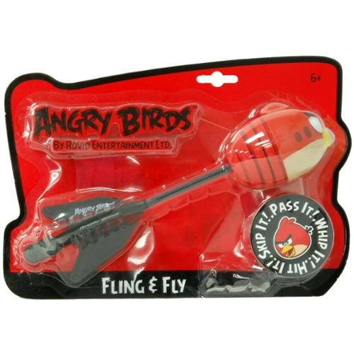 Angry Birds Fling & Fly Game