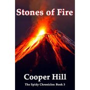 Stones of Fire, The Spidy Chronicles Book 3 - eBook