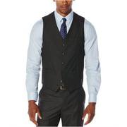 Perry Ellis Mens Slim Fit Neat Five Button Vest