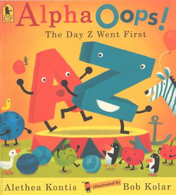 Alpha Oops! : The Day Z Went First