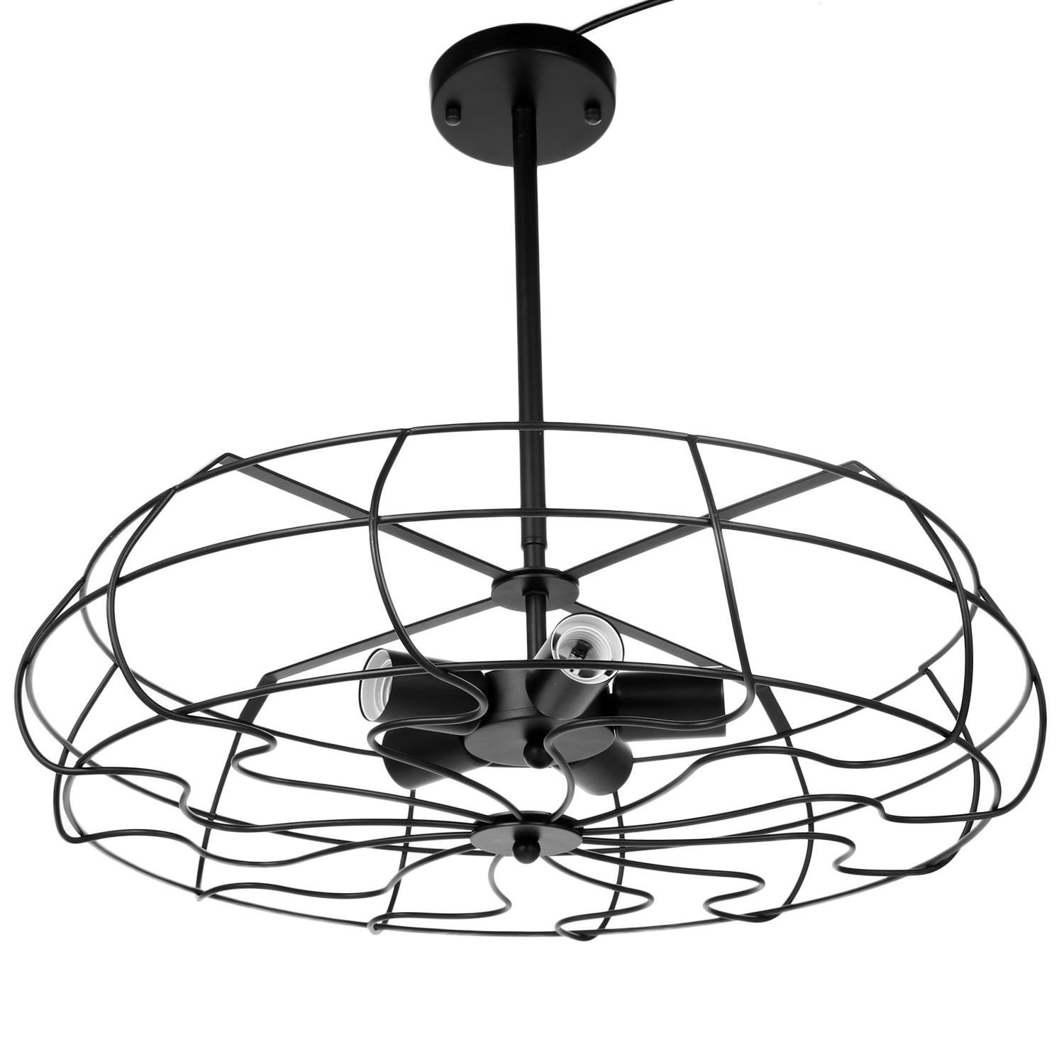 Industrial Style Modern Ceiling Lamp Pendant Lamp Steampunk Ceiling