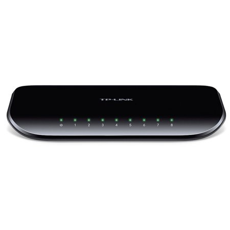 8 Port GIGABIT TP-LINK Network Switch (SG1008D)