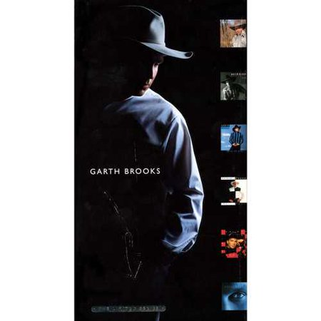 garth brooks the limited series 6 c.d. box set from 1998](Garth Alger)