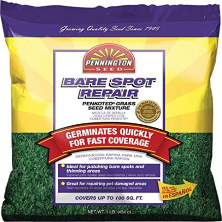 Pennington 100085410 Bare Spot Repair Grass Seed, 1